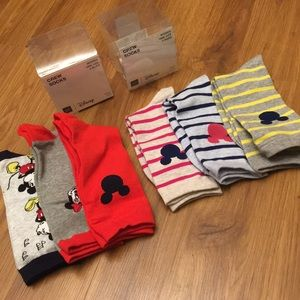 Gap + Disney Crew Socks
